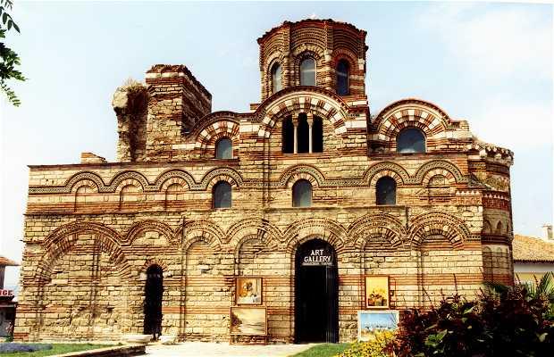 Ciudad antigua de Nessebar