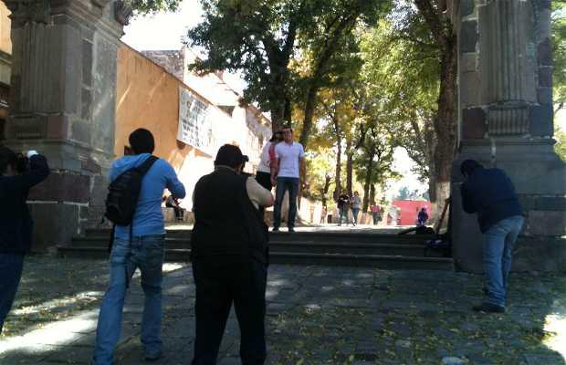 Ex convento de san Francisco-Tlaxcala