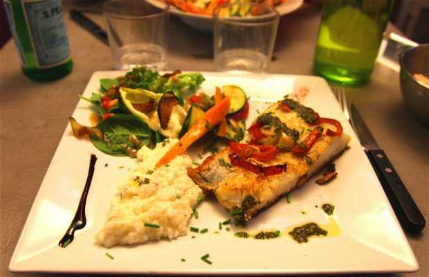Restaurant Laurent Rodriguez