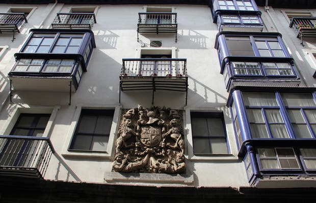 Palacio y Casa Mazarredo