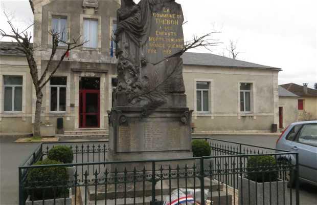 Monument aux morts de Thenon