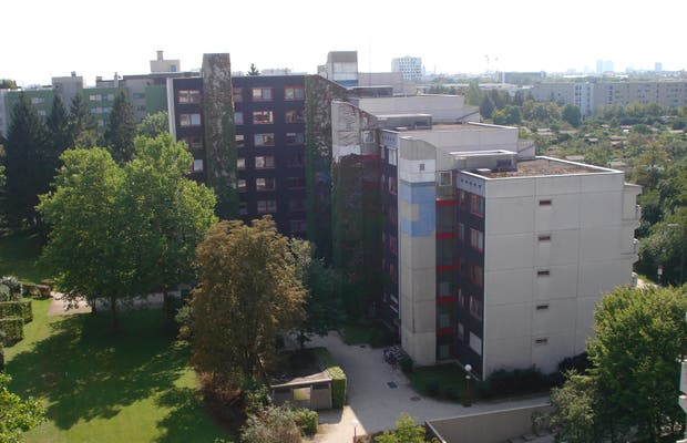 Vila Olímpica Munique