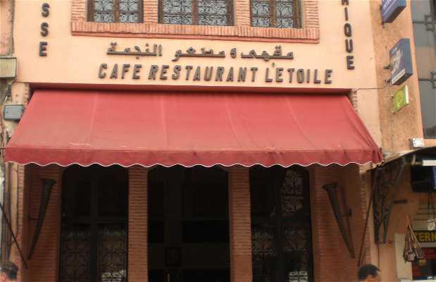 Cafe Restaurant l'Etoile