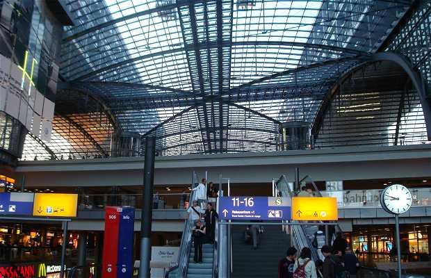 Gare Hauptbahnhof