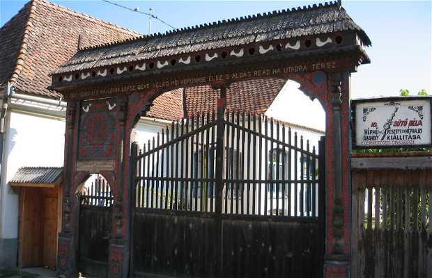 Decorated portals