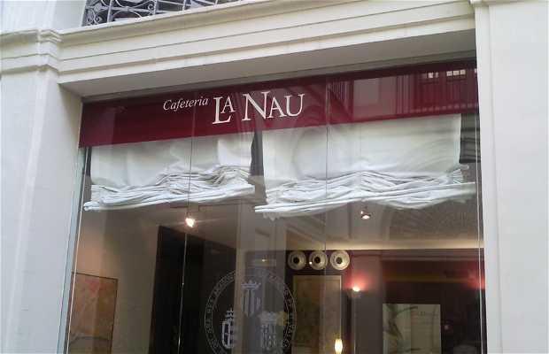 Cafeteria de La Nau