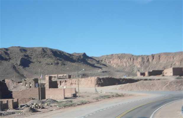 La Quebrada de Mal Paso