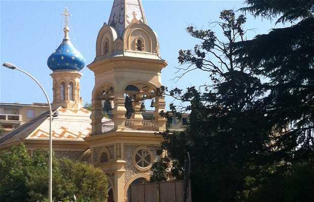 Iglesia Ortodoxa Rusa Saint-Michel Archange
