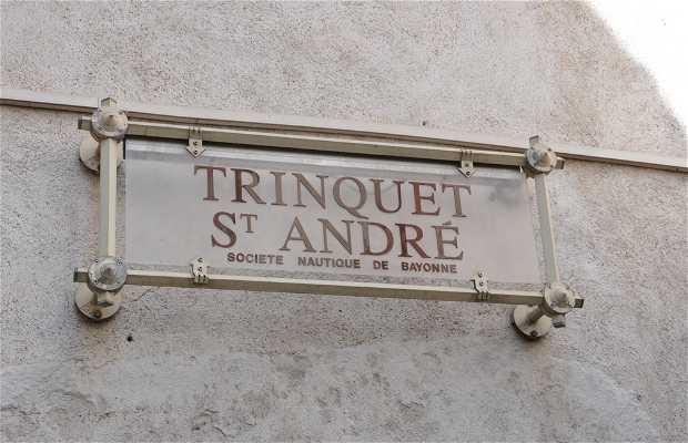 Le trinquet Saint-André