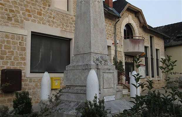 Monument aux Morts de Brignac la Plaine