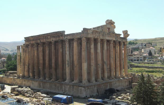 Temple de Baco