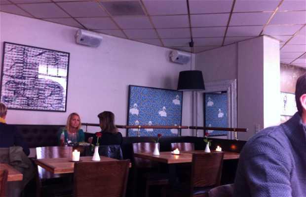 Restaurante Kratz en Cophenague