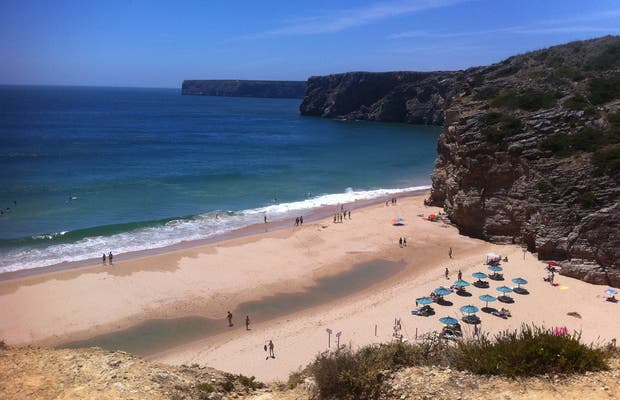 Praia do Beliche Beach