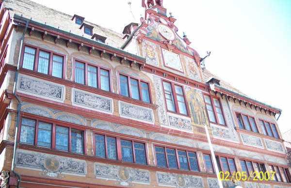 Renaissance Town Hall of Tübingen