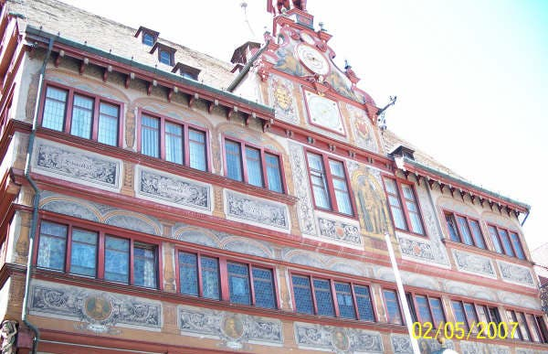 Tuebingen Rathaus