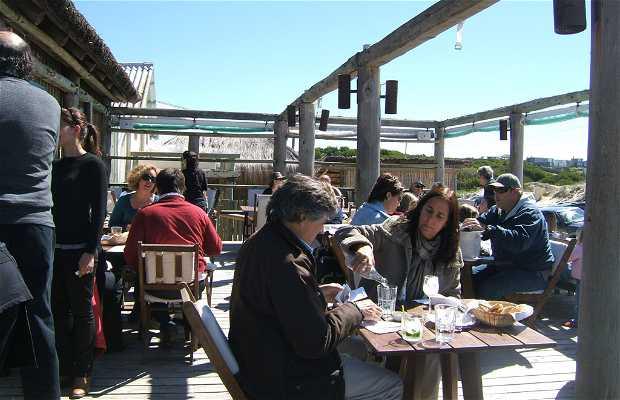 Restaurant Parador la Huella