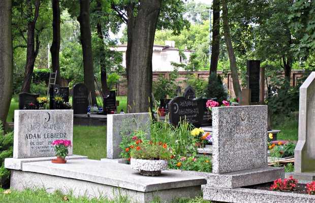 Cementerio Tartaro Musulman