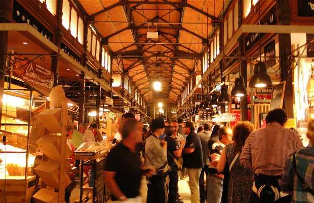 Mercato di San Miguel