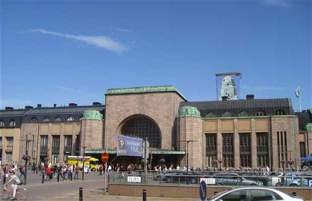 Estacion de trenes - Päärautatieasema