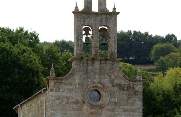 Eglise de Santa María de Torbeo
