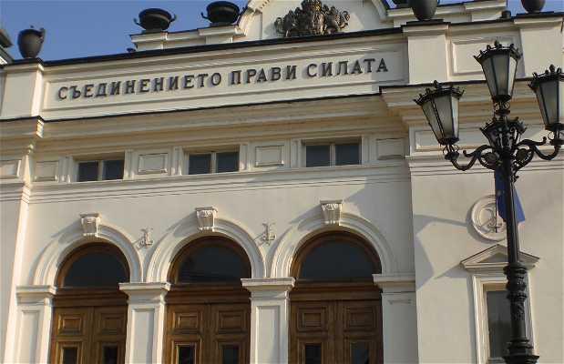 Parlamento búlgaro