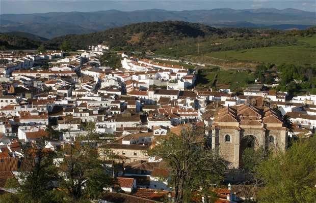 Aracena Castle