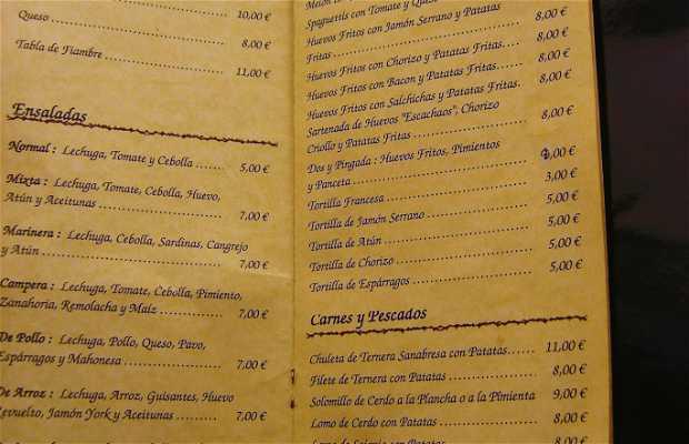 Carlos V. Restaurant