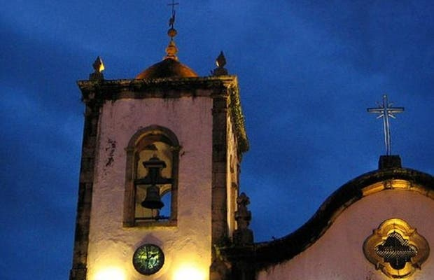 Eglise de Paraty