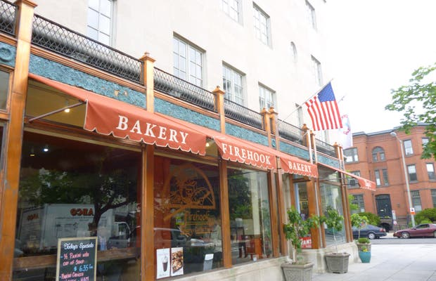 Firehook Bakery