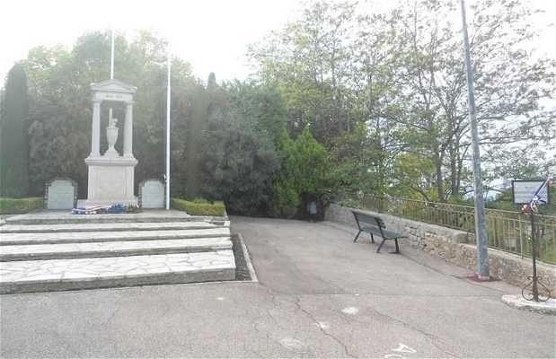 Place des anciens combattants