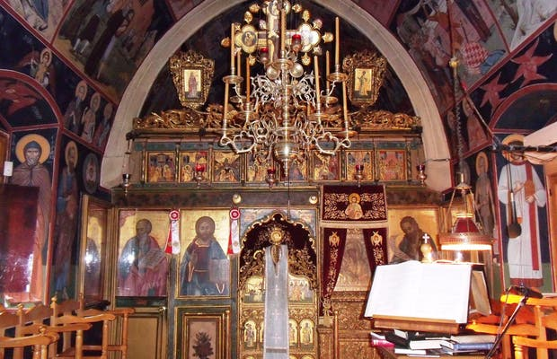 Iglesia Ortodoxa Agios Elefterios