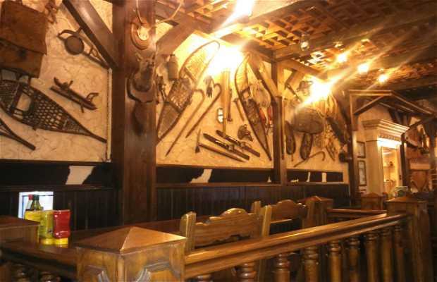 Restaurante La Taberna de Ángel Belmonte