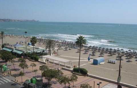 The Boliches Beach