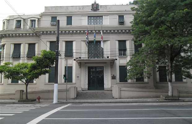 Palacio Saturnino de Brito