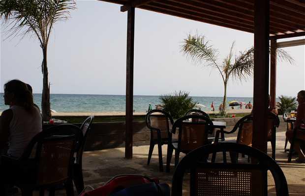 Campsite Els Prats Beach