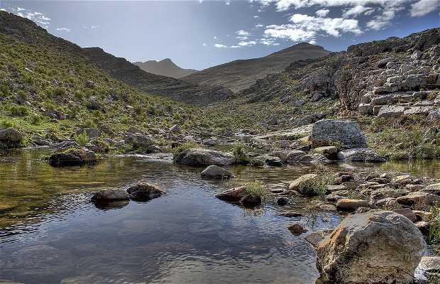 La région touristique de Sierra de la Ventana