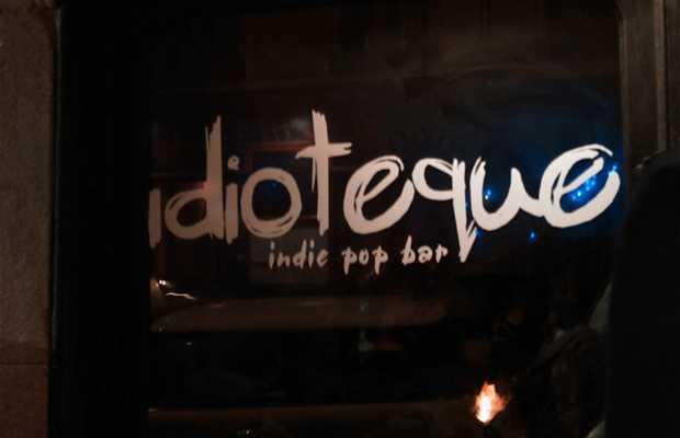 Idiotheque Indie Pop Bar - Cerrado