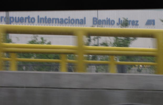 Aeropuerto Internacional Benito Juárez