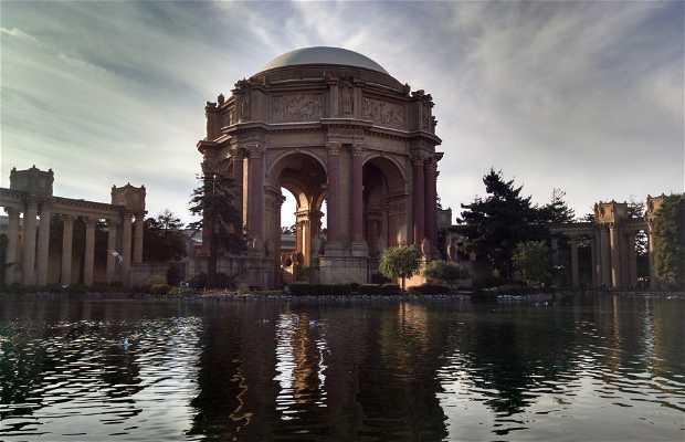 Palazzo delle Belle Arti di San Francisco