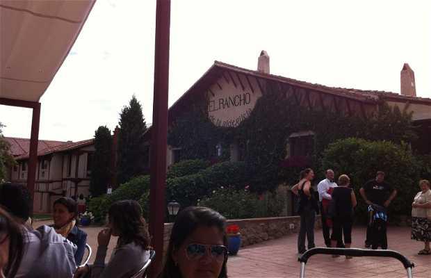 Restaurante El Rancho de la Aldegüela