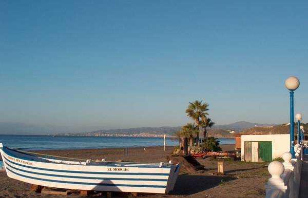 Spiaggia El Morche a Torrox
