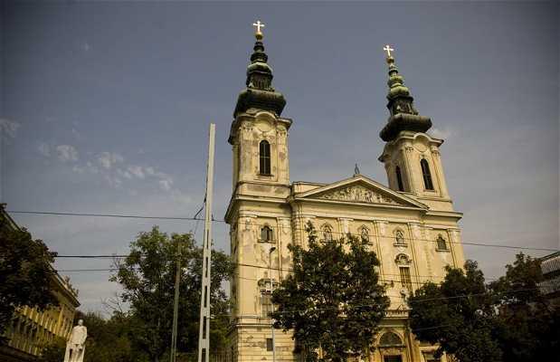 Templo de San Emérico - Church of Szentimreváros