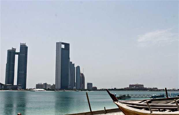 Playa de Abu Dhabi