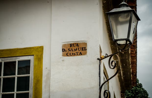 Rua Dr. Samuel Costa