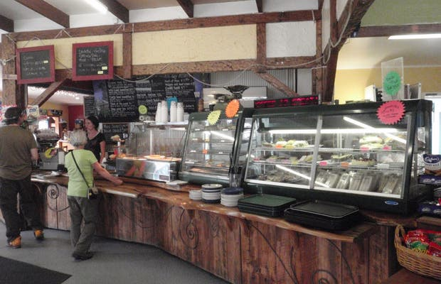 Wild Coast Cafe