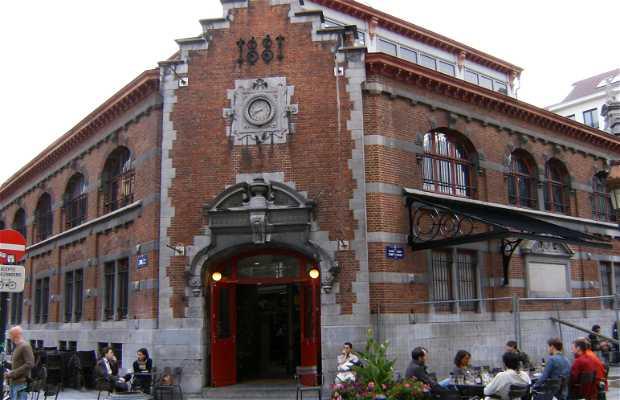 Halle Saint-Géry