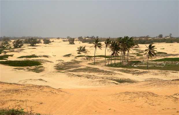 Paisajes de Senegal