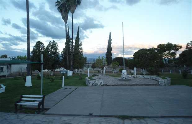 Place du général Güemes