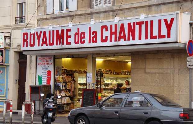 Le royaume de la Chantilly