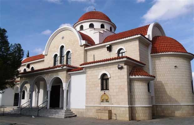 Iglesia Apostol Lucas - Lakatameia